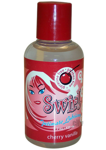 Sliquid Swirl Cherry Van 4oz.