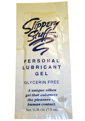 Slippery Stuff Smpl.1/4 Oz Gel