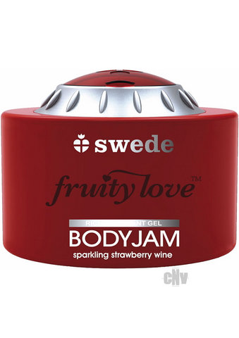 Bodyjam Strawberry Wine 150ml