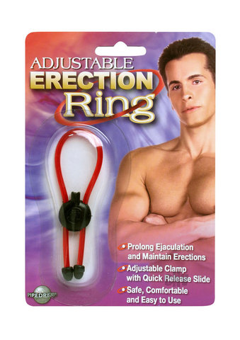 Soft Rubber Erection Ring