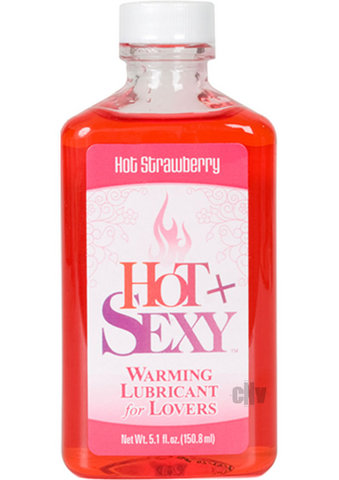 Hot and Sexy 1.5oz Hot Strawberry