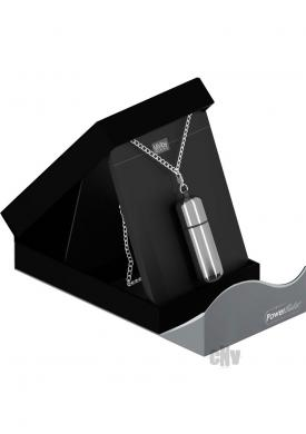 Minivibe Necklace - Slvr Chn/slvr