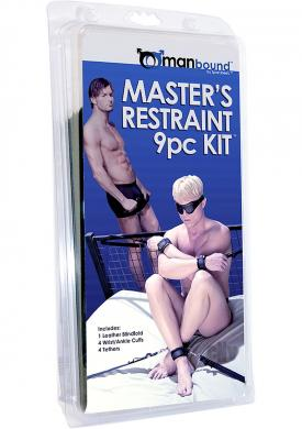 Masters  Restraint Kit-9 Piece - Man
