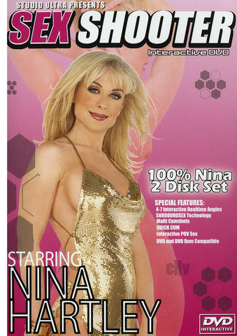 Watch Sex Shooter - Nina Hartley and other Interactive DVDs movies, downloa