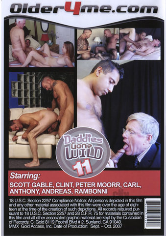 Daddies Gone Wild 11~ Video and DVD, X-Rated & Adults only on sale at CQout ...