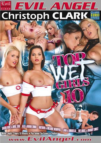 десять девушек порно фильм