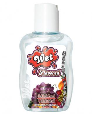 Wet clear flavor body glide travel size – 1.5 oz passion fruit