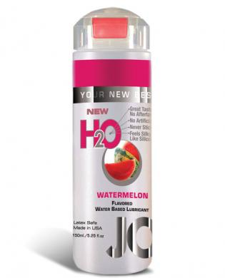 System jo h2o flavored lubricant – 5.25 oz watermelon