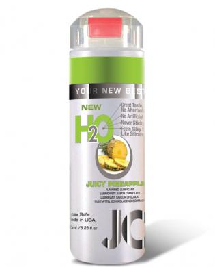 System jo h2o flavored lubricant – 5.25 oz pineapple