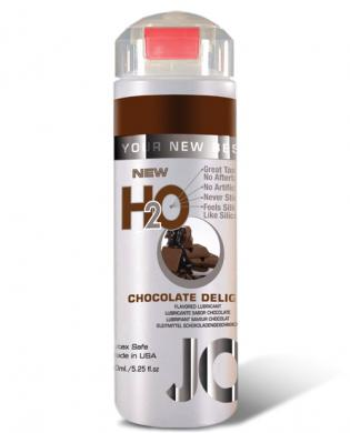 System jo h2o flavored lubricant – 5.25 oz chocolate