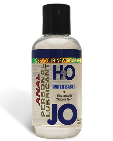 System jo anal h2o lubricant - 4.5 oz