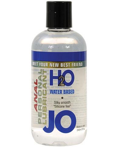 System jo anal h2o lubricant 8 oz