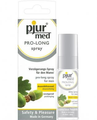 Pjur med pro-long spray &#8211; 20ml bottle