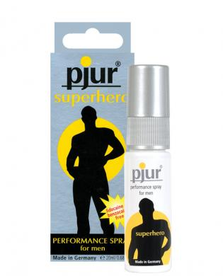 Pjur superhero delay spray &#8211; 20 ml