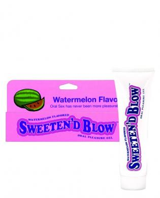 Sweeten'd blow, watermelon
