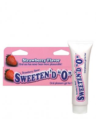 Sweetend o – strawberry