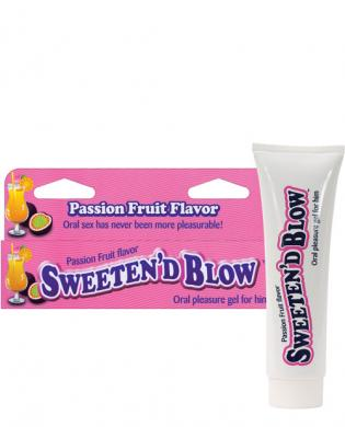 Sweeten'd blow – 1.5 oz passion fruit flavor