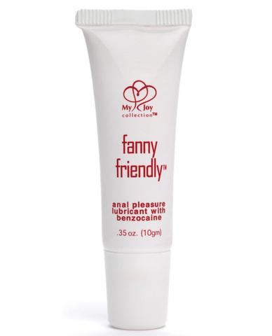 Fanny friendly, strawberry