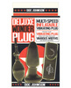 Deluxe wonder plug, inflatable vibrating