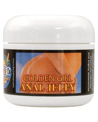 Golden girl anal jelly  2 oz