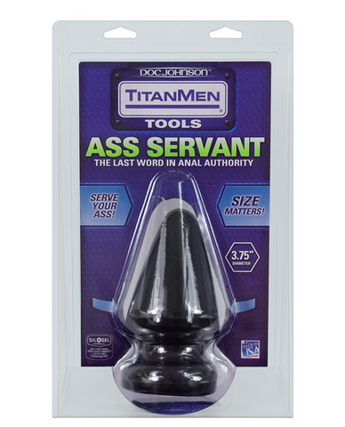 Titanmen ass servant