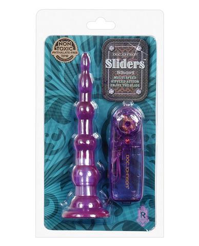 Sliders short - purple