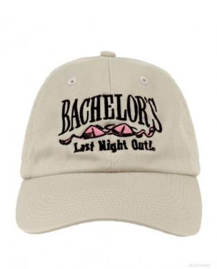 Bachelor ball cap – last night out