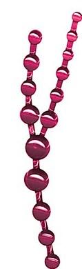 Pleasure chain - red
