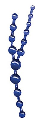 Pleasure chain - blue