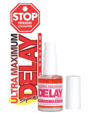 Stop ultra maximum delay spray &#8211; 1.5 oz