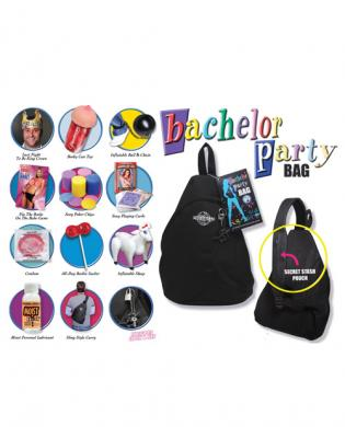 Bachelor party bag