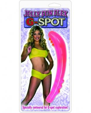 Fun flex g-spot – hot pink