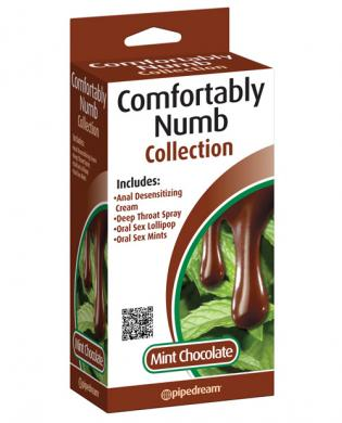 Comfortably numb pleasure kit – choco mint