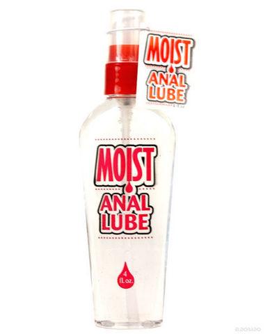 Moist anal lube 4 oz