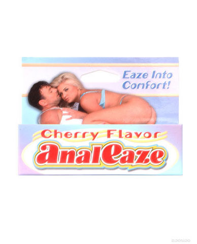 Anal eaze - .5 oz cherry