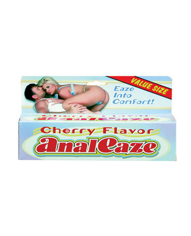 Anal eaze - 1.5 oz cherry