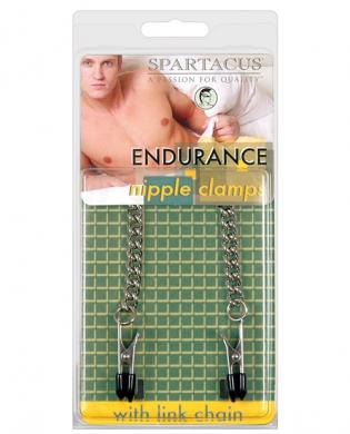 Endurance broad tip clamps – link chain