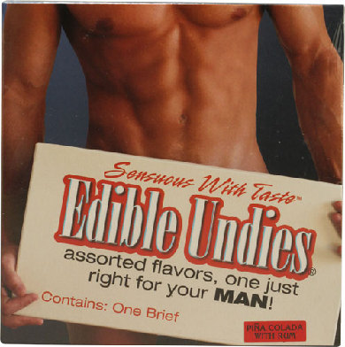 Edible Undies for Men – Pina Colada