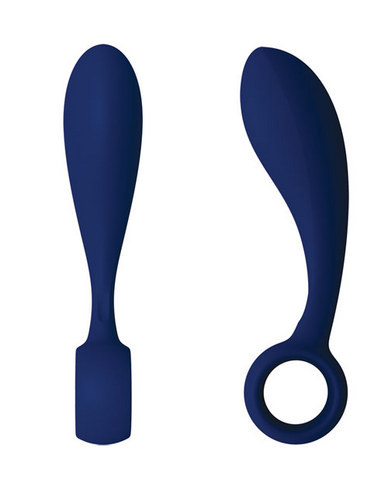 Bob - Deep Blue - Adult Anal Toys Sex. BOB is a gentleman's pleasure object ...