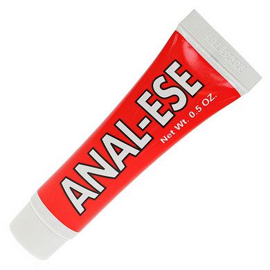 Anal-Ese Cream .5 oz.