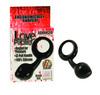 Love pacifier advanced - black