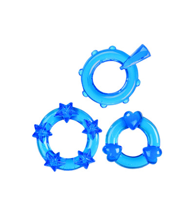 Magic c rings – blue