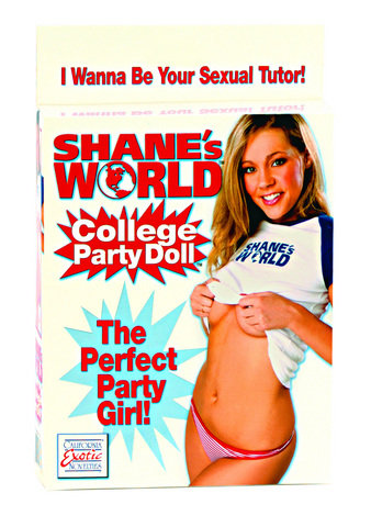 Shane's World College Party Doll