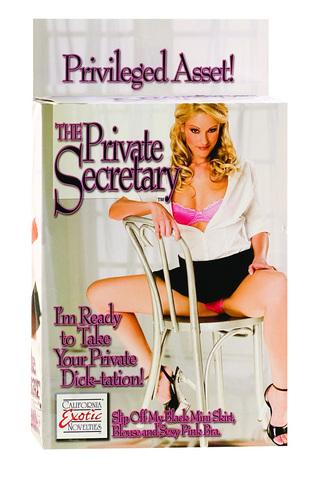 Private Secretary Doll