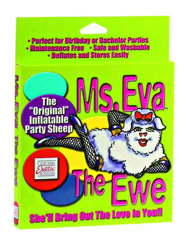 Eva White Sheep