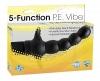 P.E. Vibe 5 Function Black