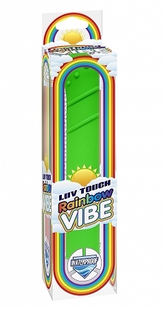 Luv Touch Rainbow Vibe Green