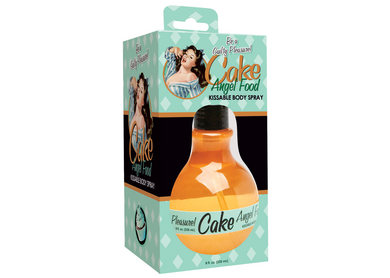 Cake kissable body spray &#8211; 8 oz. angel food