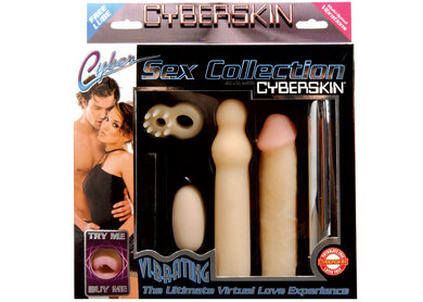 CyberSkin Cyber Sex Collection