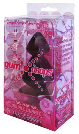 Gumdrops Double Bubble Charcoal
